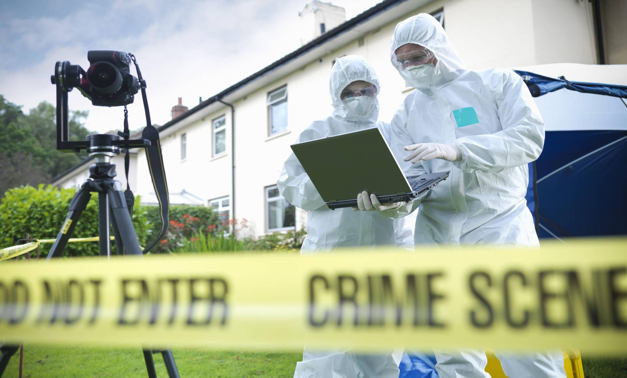 Ricostruzione scena del crimine