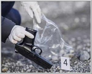 Perito balistico ricostruzione scena del crimine